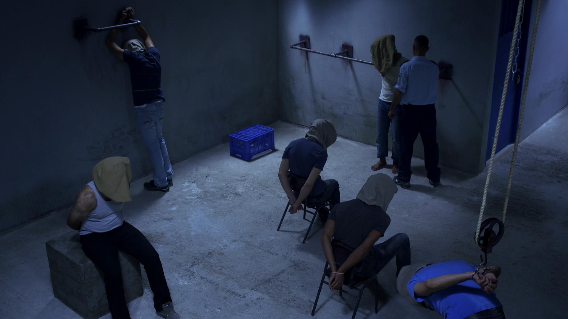 Istiyad Ashbah | Ghost Hunting © Les Films de Zayna, Arte France, Dar Films , Akka Films